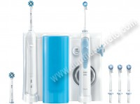 Centro dental Braun OralB OC900 Blanco y azul