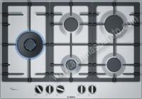 Placa de gas Bosch PCS7A5B90 Acero inoxidable 75cm 5 Zonas