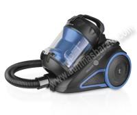 Aspirador sin bolsa Taurus PULSAR ANIMAL CARE Negro y azul