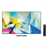TV QLED 55  Samsung QE55Q80T4K UHD
