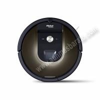 Robot Aspirador iRobot Roomba R980 Wifi Negro