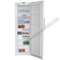 Congelador vertical Beko RFNE312I31W NeoFrost Blanco 185cm A