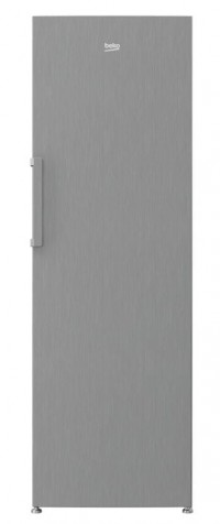 Congelador vertical Beko RFNE312K31XBN NoFrost Inox 185cm A