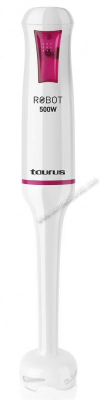 Batidora de mano Taurus Robot500 500W Blanca