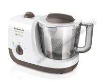 Robot de cocina Taurus Robot Vapore 1050W Blanco y marron