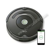 Robot Aspirador iRobot Roomba R676 Negro