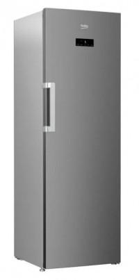 Frigorifico 1 puerta Beko RSNE445E33XN NoFrost Inox 185cm A