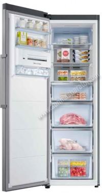 Congelador vertical Samsung RZ32M7135S9 NoFrost Inox 186cm A