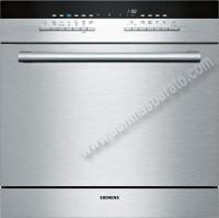 Lavavajillas Modular Siemens SC76M542EU Inox 7 servicios A