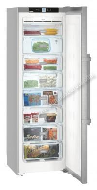Congelador vertical Liebherr SGNef 3036 NoFrost Inox 185cm A