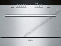 Lavavajillas Modular Siemens SK75M522EU Inox 6 servicios A