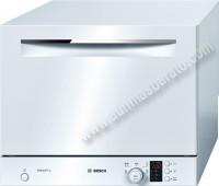 Lavavajillas compacto Bosch SKS62E32EU Blanco 6 servicios A