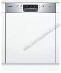 Lavavajillas Integrable Bosch SMI46NS01E Blanco 13 servicios 60cm A