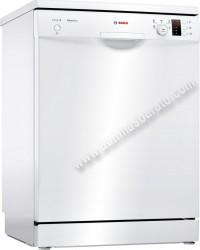 Lavavajillas Bosch SMS25DW05E Blanco 13 servicios 60cm A