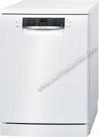 Lavavajillas Bosch SMS46CW01E Blanco 13 servicios 60cm A