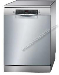 Lavavajillas Bosch SMS46LI04E Inox 13 servicios 60cm E
