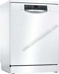 Lavavajillas Bosch SMS46MW19E Blanco 14 servicios 60cm A