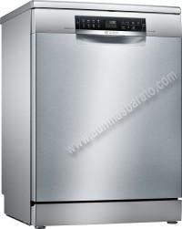 Lavavajillas Bosch SMS68TI03E Inox 14 servicios 60cm A