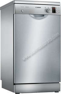 Lavavajillas Bosch SPS25CI05E Inox 9 servicios 45cm A