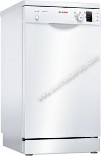 Lavavajillas Bosch SPS25CW05E Blanco 9 servicios 45cm A