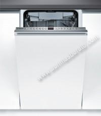 Lavavajillas Integrable Bosch SPV46FX00E Inox 10 servicios 45cm A