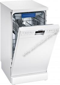 Lavavajillas Siemens SR236W01ME Blanco 10 servicios 45cm A