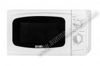 Microondas independiente Svan SVMW720G Blanco Grill