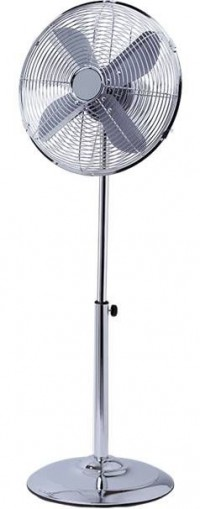 Ventilador industrial Svan SVVE01160PC Negro 40cm