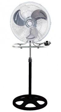 Ventilador industrial Svan SVVE18IN Negro 61,5cm