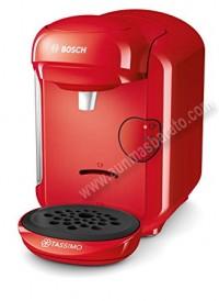Cafetera automatica Bosch TAS1403 Tassimo Roja