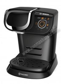 Cafetera Multibebida Bosch TAS6002 Tassimo Negra