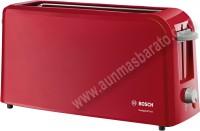 Tostador 1 ranura Bosch TAT3A004 CompactClass Rojo
