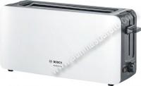Tostador 1 ranura Bosch TAT6A001 ComfortLine Blanco y negro