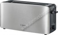 Tostador 1 ranura Bosch TAT6A803 ComfortLine Inox y negro