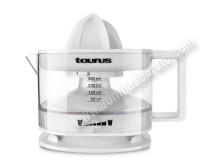 Exprimidor Taurus TC350 25W 350ml Blanco