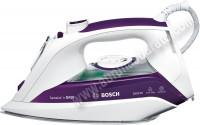 Plancha de vapor Bosch TDA5028020 2800W Blanca y violeta