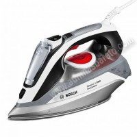 Plancha de vapor Bosch TDI90EASY 2400W Blanca y negra