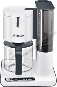 Cafetera de goteo Bosch TKA8011 Styline Blanca