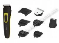 Cortapelo multiusos Rowenta TN8940F0 Negro y amarillo