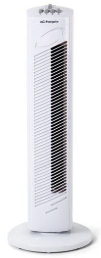 Ventilador de torre Orbegozo TW0745 Blanco 3 velocidades