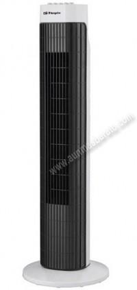 Ventilador de torre Orbegozo TW0750 Blanco 3 velocidades