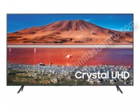 TV LED 65 Samsung UE65TU7172 4K Ultra HD