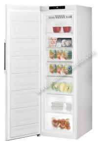 Congelador vertical Indesit UI8F1CW NoFrost Blanco A  188cm