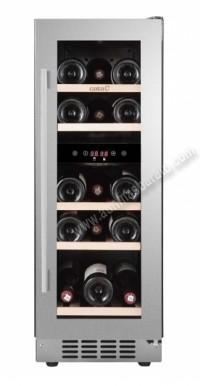 Vinoteca Cata VI 30017 X NoFrost 17 botellas Inox