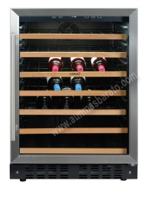 Vinoteca Cata VI 59087 NoFrost 52 botellas Inox