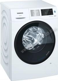 Lavadora con funcion secado Siemens WD4HU540ES 10kg 1400rpm Blanco
