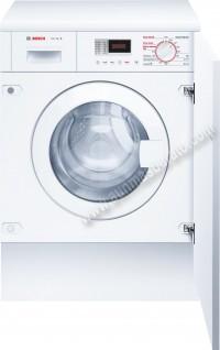 Lavadora Secadora Integrable Bosch WKD24361EE 7kg 1200rpm Blanca