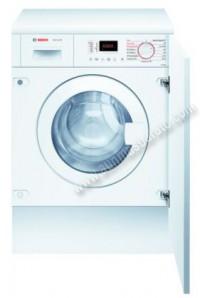 Lavadora Secadora Integrable Bosch WKD24362ES 7kg 1200rpm Blanca