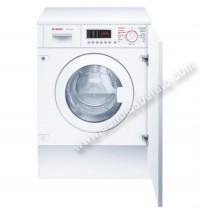 Lavadora Secadora Integrable Bosc WKD28542ES 7kg 1400rpm Blanca