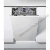 Lavavajillas Integrable Whirlpool WSIC3M17 10 servicios 45cm A